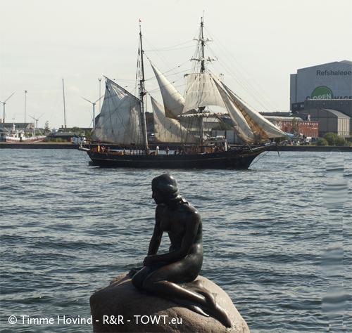 Le Tres Hombres à Copenhague   2012