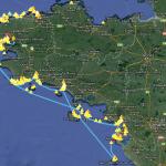 (FR) Par la seule force du vent, de Nantes à Morlaix
