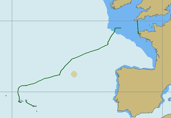 Thé des Acores - Transporté à la voile - TOWT - Transport à la voile