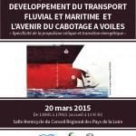 Séminaire sur le développement du transport fluvial et maritime et l'avenir du cabotage à voiles