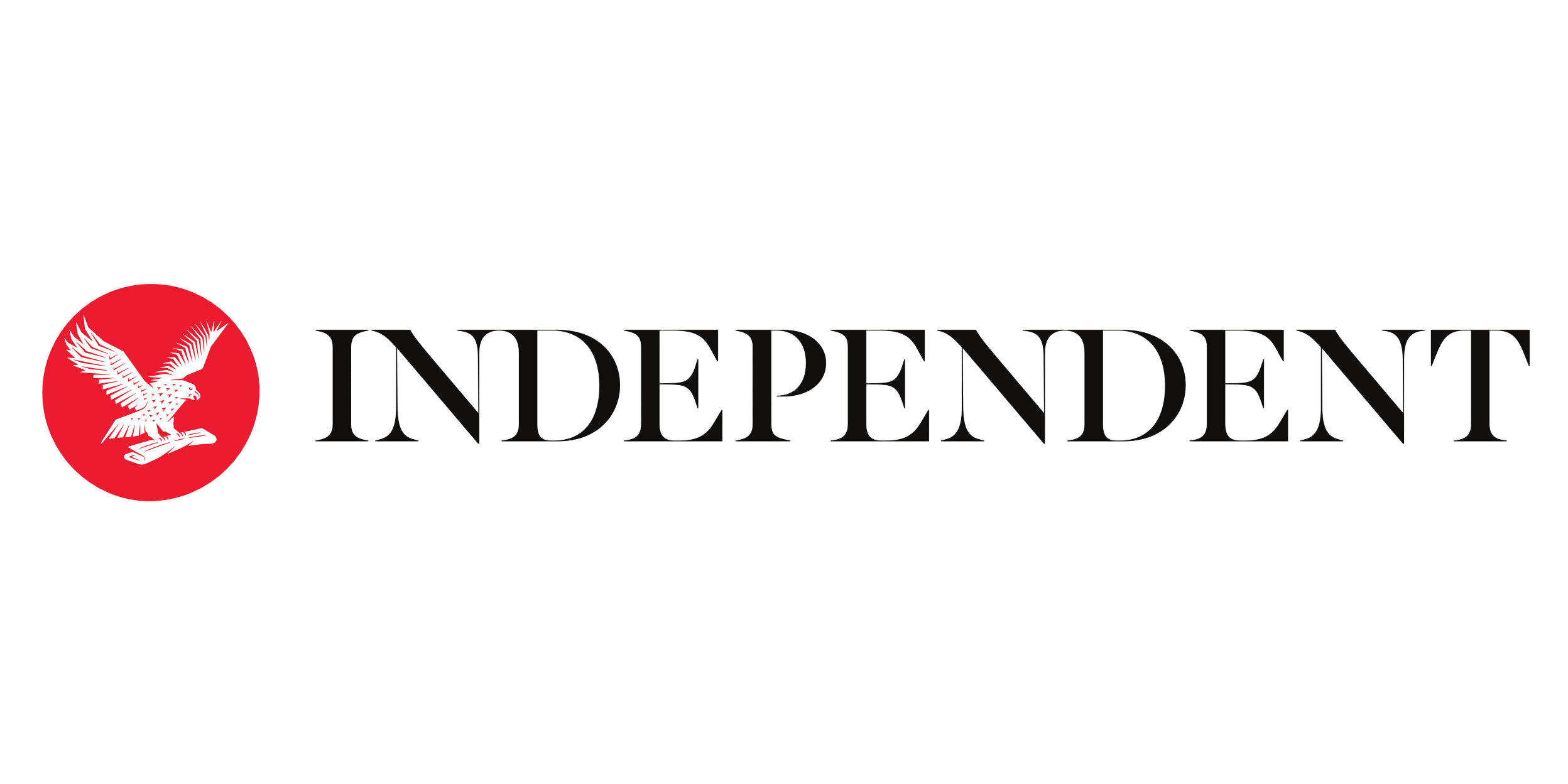 the independant logo