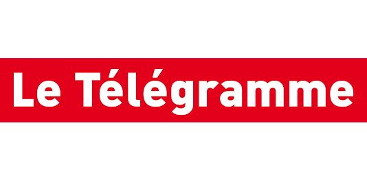 le télégramme logo