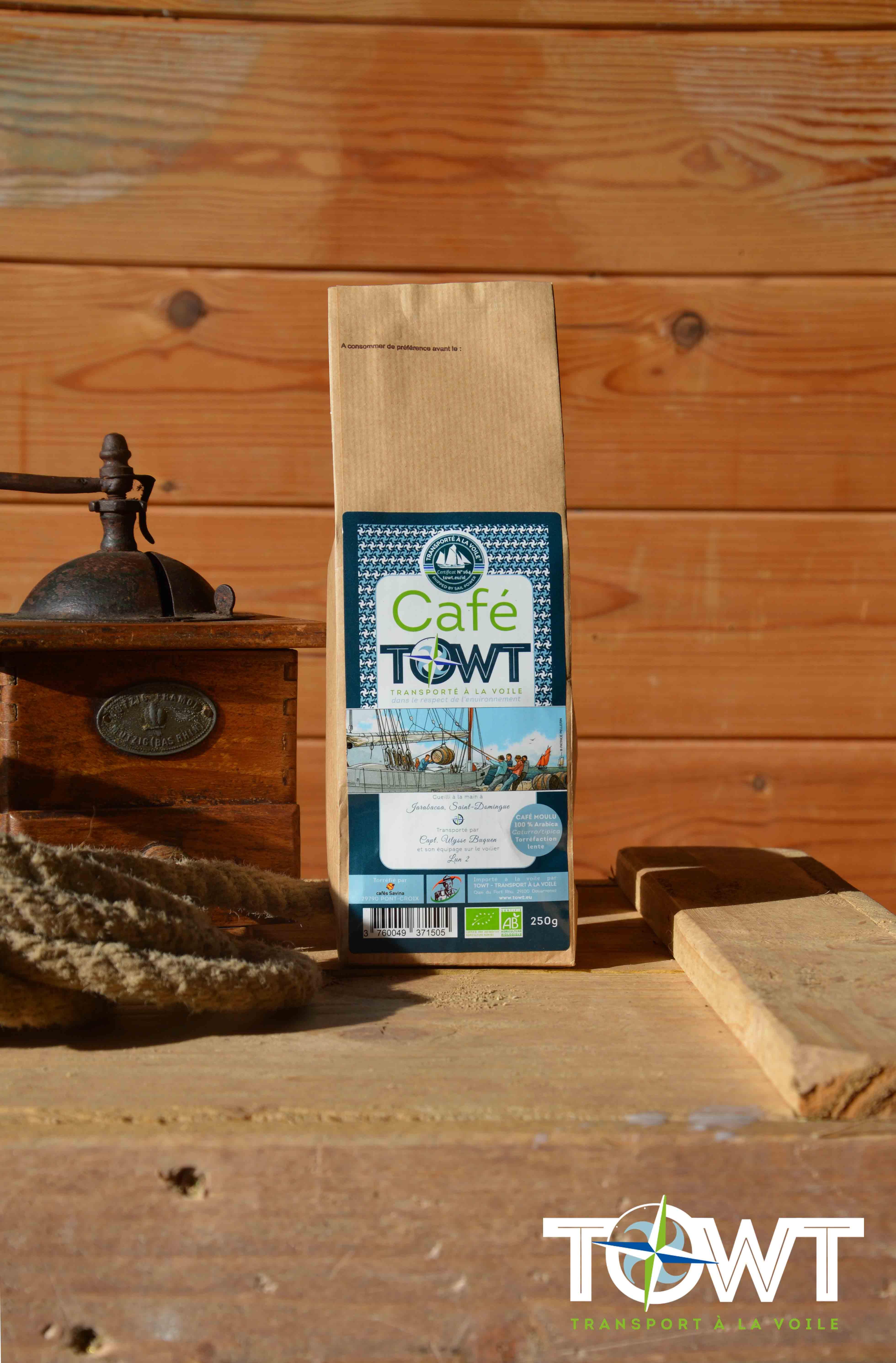 Café grains TOWT